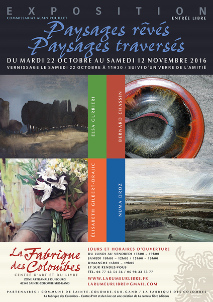 Exposition Paysages